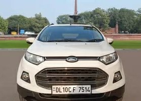 2016 Ford EcoSport 1.5 TDCI Diesel MT in New Delhi