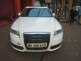 2010 Audi A6 2.7 TDI AT for sale in Kolkata