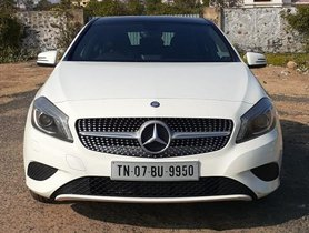 Mercedes Benz A Class A180 Sport AT 2013 in Chennai