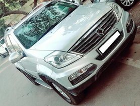 Mahindra Ssangyong Rexton RX7 2014 AT for sale in New Delhi