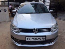 Volkswagen Vento 2010-2013 Diesel Highline MT for sale in Chennai