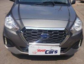 Used Datsun GO Plus T Option MT 2019 in Hyderabad