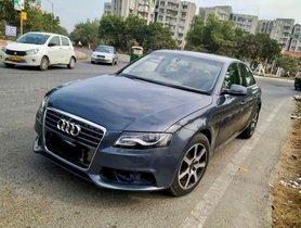 Audi A4 30 TFSI Premium Plus AT 2010 in New Delhi