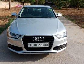 Audi A4 2014-2016 2.0 TDI 177 Bhp Technology Edition MT in New Delhi