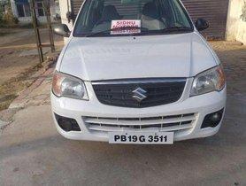 Used 2012 Maruti Suzuki Alto K10 LXI MT for sale in Amritsar