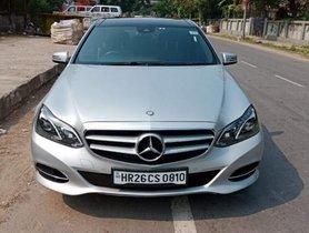 Mercedes-Benz E-Class 2009-2013 E 200 CGI Avantgarde MT in New Delhi