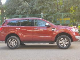 Used 2016 Ford Endeavour 3.2 Titanium AT 4X4 for sale in Bangalore