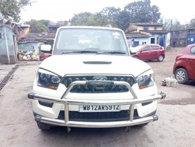 Used 2017 Mahindra Scorpio S2 9 Seater MT for sale in Kolkata