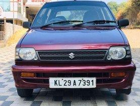 Used 2009 Maruti Suzuki 800 MT car at low price in Kottayam