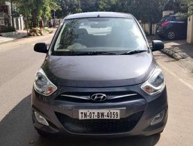 Used Hyundai i10 Sportz 2013 MT for sale in Chennai