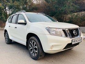 Used Nissan Terrano XL 85 PS MT 2016 in New Delhi