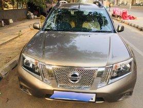 Nissan Terrano XL 110 PS 2015 MT for sale in New Delhi