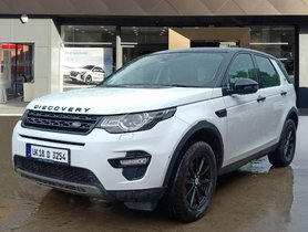 2016 Land Rover Discovery Sport  TD4 SE AT for sale at low price in Faridabad - Haryana