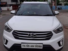 Hyundai Creta 1.6 CRDi SX Option MT 2015 for sale in Tiruchirappalli