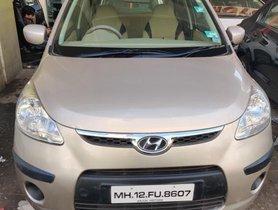 Used Hyundai i10 Version Magna AT car at low price in Pune