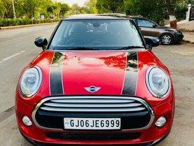 Used Mini Cooper D AT car at low price in Ahmedabad
