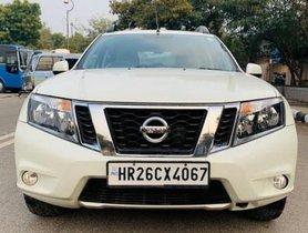 Used Nissan Terrano XL D Option MT 2016 in New Delhi