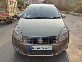 2012 Fiat Linea Emotion MT for sale at low price in Mumbai