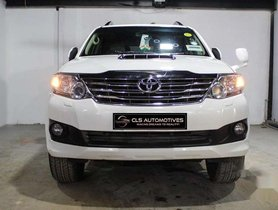 Toyota Fortuner 2014 AT for sale in Hyderabad