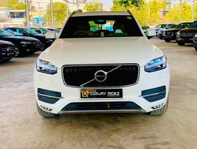 Used Volvo XC90 D5 Momentum AT 2016 in Hyderabad