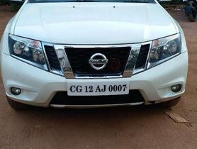 Used Nissan Terrano XL 2014 MT for sale in Bhilai