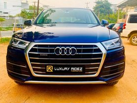2018 Audi Q5 AT for sale in Hyderabad