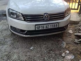 2012 Volkswagen Passat MT for sale at low price in Hyderabad