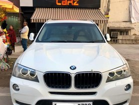 2011 BMW X3 xDrive20d AT for sale at low price in New Delhi