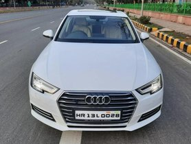 Used 2017 Audi A4 Version 35 TDI Technology AT for sale in New Delhi