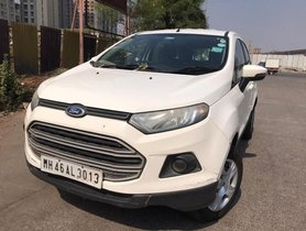Used 2015 Ford EcoSport Version 1.5 DV5 MT Trend for sale in Thane