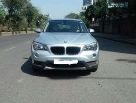 Used BMW X1 sDrive20d AT car at low price in Kharghar