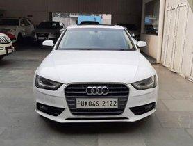 Audi A4 35 TDI Premium Plus AT 2015 in New Delhi