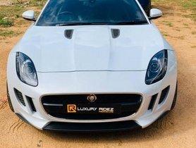 Jaguar F Type AT 2017 in Hyderabad