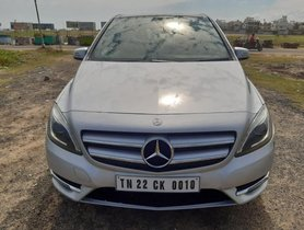 Used 2013 Mercedes Benz B Class B180 AT for sale in Chennai