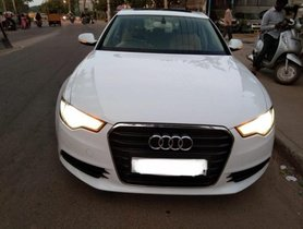 Audi A6 2011-2015 2012 AT for sale in Bangalore