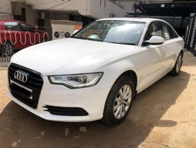 Audi A6 2011-2015 2.0 TDI Technology AT for sale in Chennai