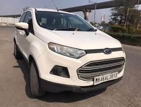 Used 2015 Ford EcoSport 1.5 DV5 MT Trend for sale in Thane