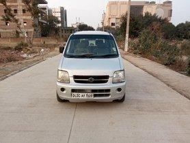 Used Maruti Suzuki Wagon R Version LXI MT car at low price in Faridabad