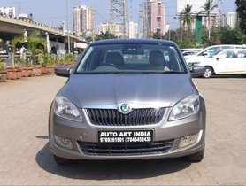 2013 Skoda Rapid AT for sale at low price in Goregaon