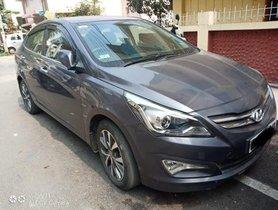 2017 Hyundai Verna 1.6 CRDi SX MT for sale in Bangalore
