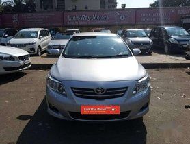 2010 Toyota Corolla Altis 1.8 G AT for sale at low price in Goregaon