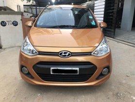 Used Hyundai i10 Version Asta AT car at low price in Chennai