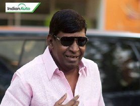 Here's a Look At Vadivelu Car Collection
