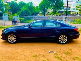 Used 2016 Mercedes Benz CLS AT for sale in Hyderabad