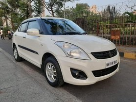 Used Maruti Suzuki Dzire VXI MT 2014 in Mumbai