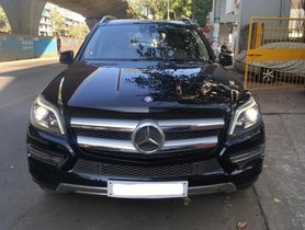 2015 Mercedes Benz GL-Class Version 350 CDI Blue Efficiency AT for sale in Mumbai