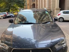 Used Mitsubishi Outlander 2.4 AT car at low price in Thane