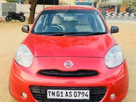 Used 2012 Nissan Micra XL MT car at low price in Tiruppur