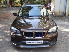 Used 2013 BMW X1 sDrive 20d Exclusive AT for sale in Pune