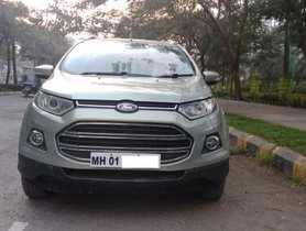 2014 Ford EcoSport 1.5 DV5 MT Titanium for sale at low price in Thane